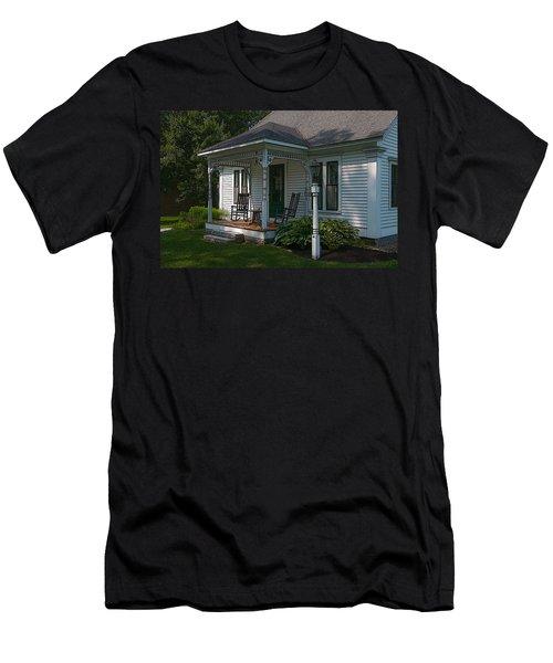 Come Sit On My Porch Men's T-Shirt (Athletic Fit)