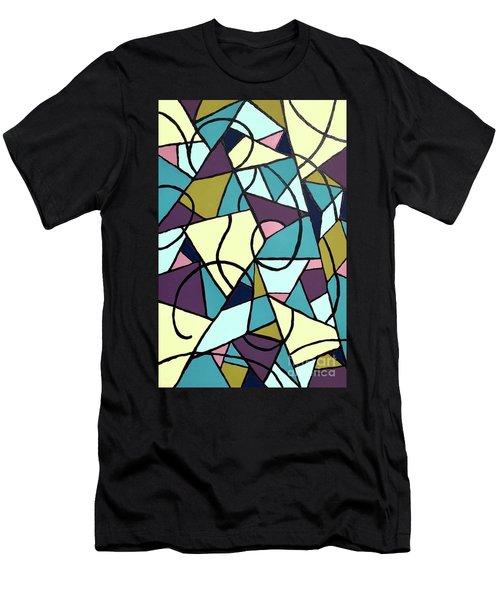 Composition #22 Men's T-Shirt (Athletic Fit)