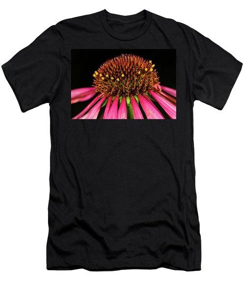 Cone Flower Men's T-Shirt (Athletic Fit)