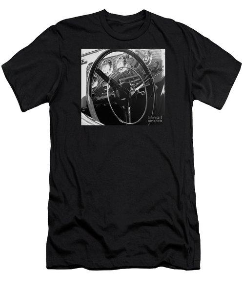 Cord Phaeton Dashboard Men's T-Shirt (Athletic Fit)