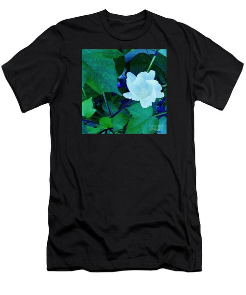 Cotton Blossom Men's T-Shirt (Athletic Fit)