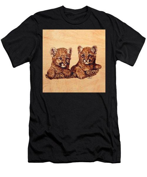 Cougar Cubs Men's T-Shirt (Athletic Fit)