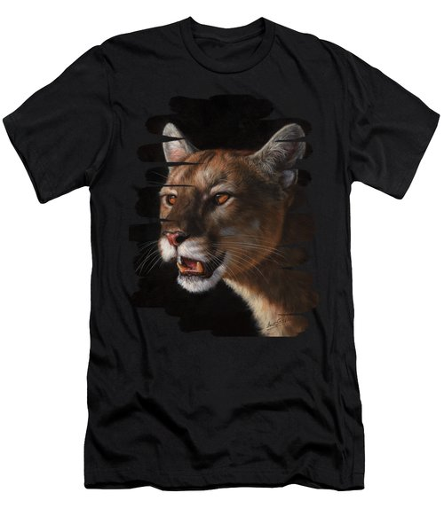 Cougar Men's T-Shirt (Athletic Fit)