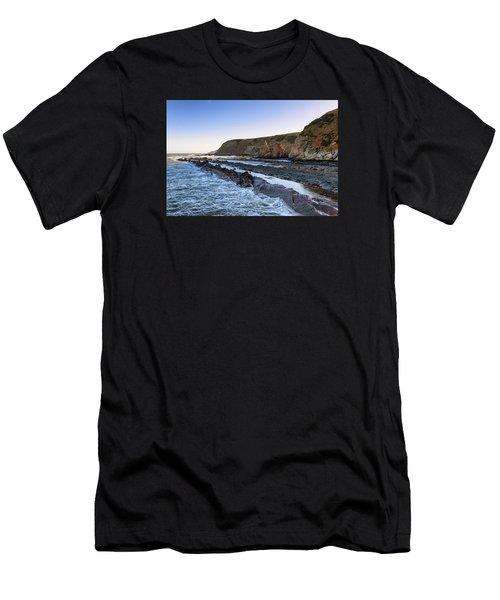 Cove Harbour Men's T-Shirt (Athletic Fit)