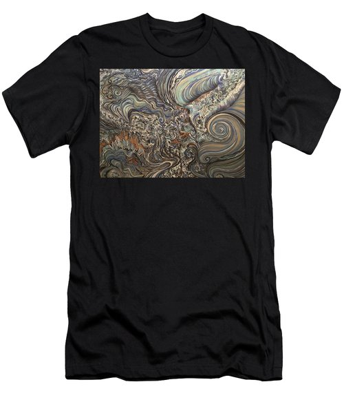 Crash Men's T-Shirt (Athletic Fit)