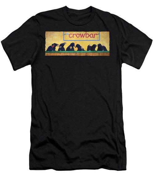 Crowbar Men's T-Shirt (Athletic Fit)