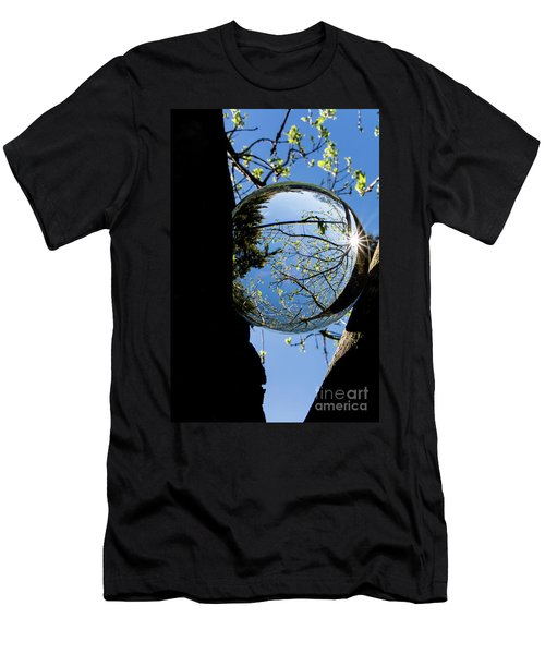 Crystal Reflection Men's T-Shirt (Athletic Fit)