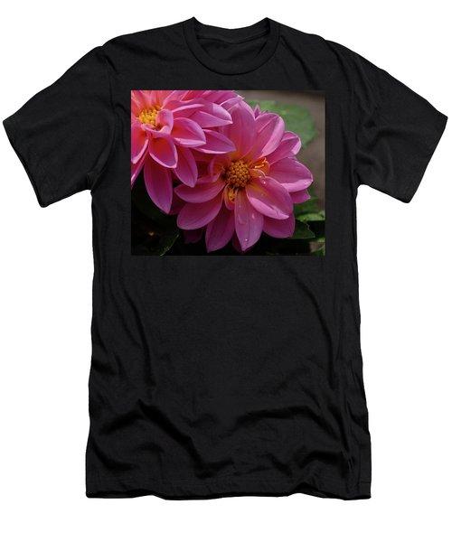 Dahlia Beauty Men's T-Shirt (Athletic Fit)