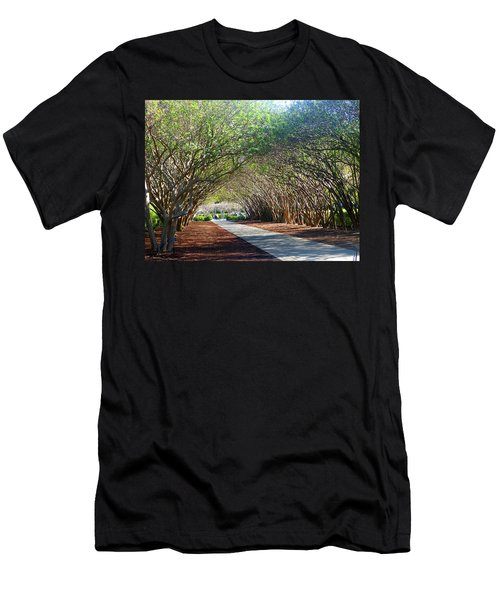 Dallas 1 Of 5 Men's T-Shirt (Slim Fit) by Tina M Wenger