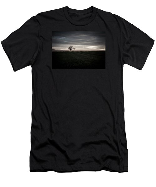 Dark And Light Men's T-Shirt (Slim Fit) by Miguel Winterpacht