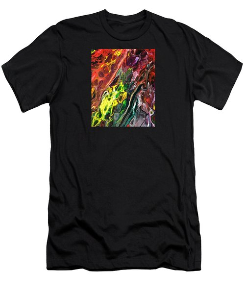 Detail Of Auto Body Paint Technician 2 Men's T-Shirt (Athletic Fit)