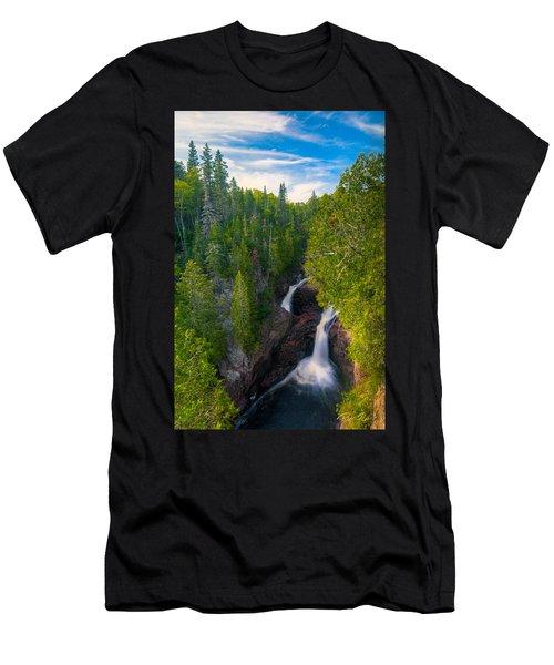 Devil's Kettle  Men's T-Shirt (Athletic Fit)