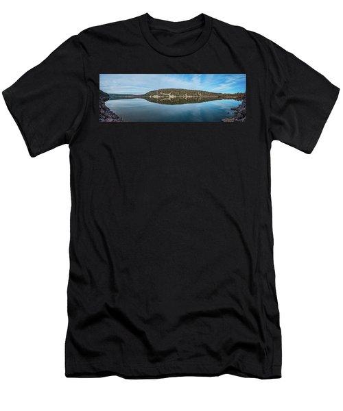 Devils Lake Men's T-Shirt (Athletic Fit)