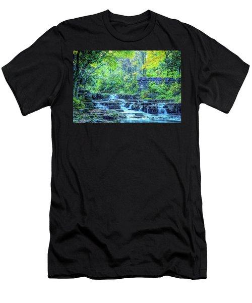 Devils River 2 Men's T-Shirt (Athletic Fit)