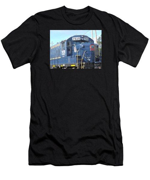 Diesel Engline Train Men's T-Shirt (Athletic Fit)