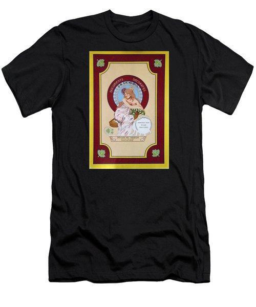 Digital Mucha Men's T-Shirt (Athletic Fit)