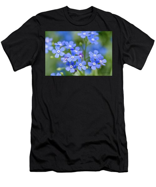 Don't Forget Men's T-Shirt (Athletic Fit)