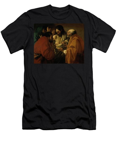 Doubting Thomas Men's T-Shirt (Athletic Fit)