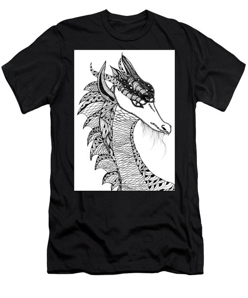 Dragon Men's T-Shirt (Athletic Fit)