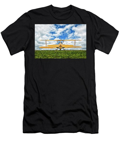 Dreaming Of Flight Men's T-Shirt (Athletic Fit)