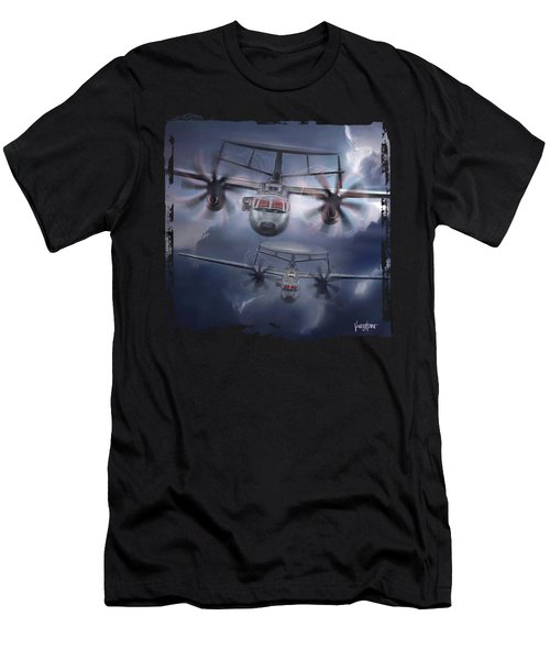 E-2d Hawkeye Men's T-Shirt (Athletic Fit)