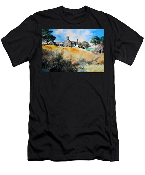 English Farmhouse Men's T-Shirt (Athletic Fit)