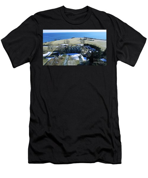 Eolia Mansion Men's T-Shirt (Athletic Fit)
