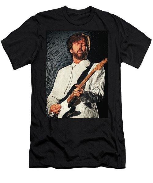 Eric Clapton Men's T-Shirt (Athletic Fit)