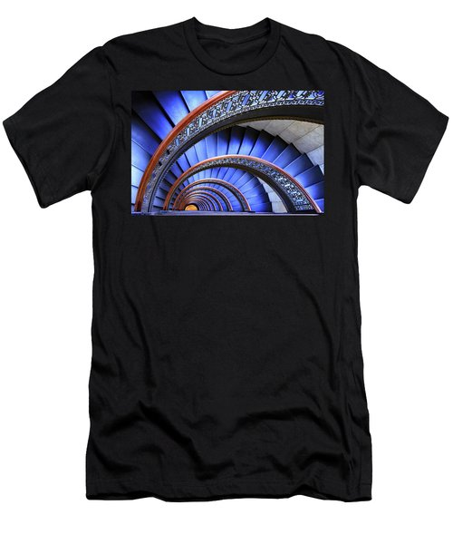 Escape Men's T-Shirt (Slim Fit) by Iryna Goodall