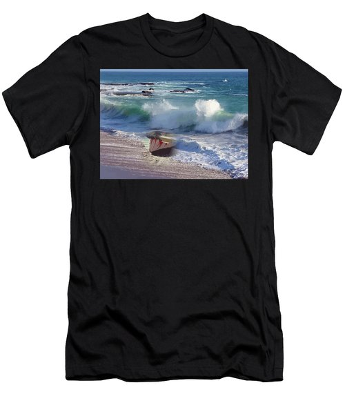 Everything Returns To It's Source Men's T-Shirt (Athletic Fit)
