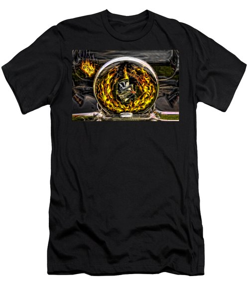 Evil Ways Men's T-Shirt (Slim Fit) by Jerry Golab