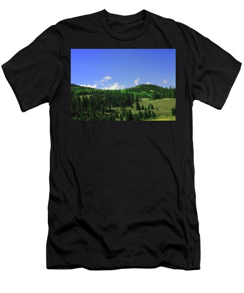 Faafallscene118 Men's T-Shirt (Athletic Fit)