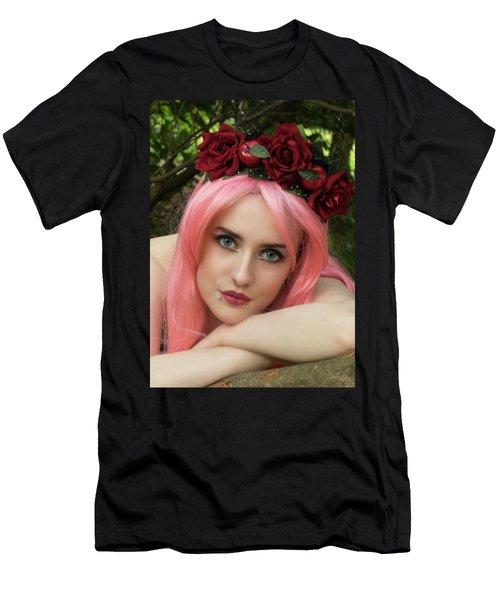 Fairy Queen Men's T-Shirt (Athletic Fit)