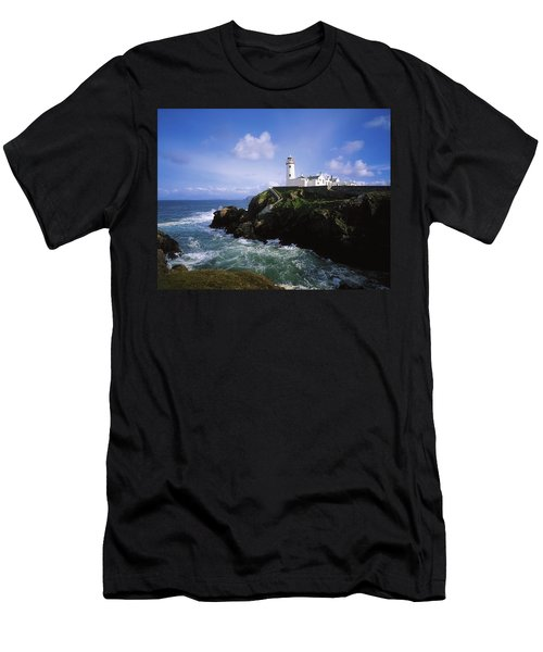 Fanad Lighthouse, Co Donegal, Ireland Men's T-Shirt (Athletic Fit)