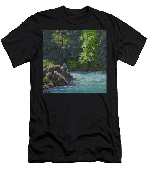 Favorite Spot Men's T-Shirt (Athletic Fit)