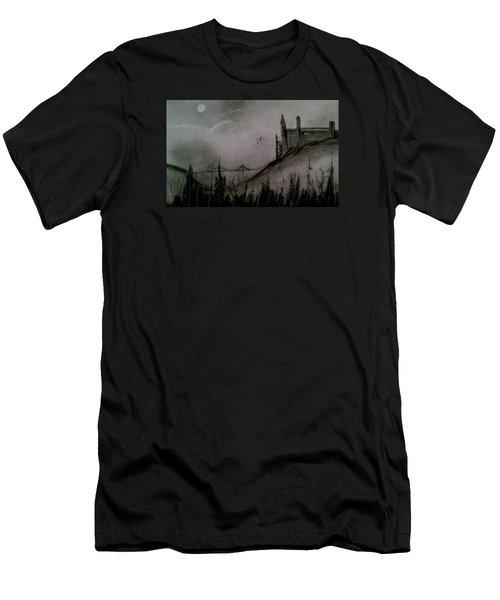 Fetchez La Vache Men's T-Shirt (Athletic Fit)