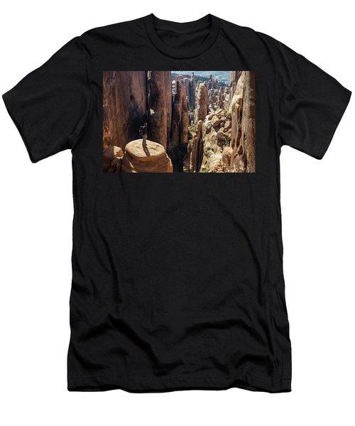 Fiery Furnace Men's T-Shirt (Athletic Fit)