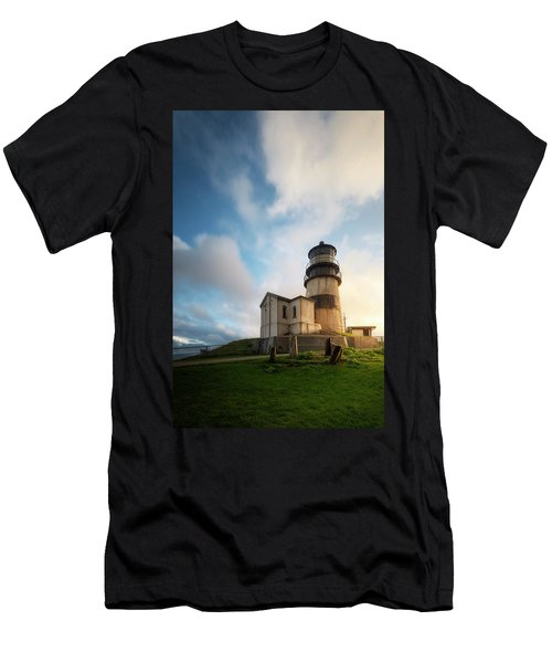 Men's T-Shirt (Slim Fit) featuring the photograph First Light by Ryan Manuel