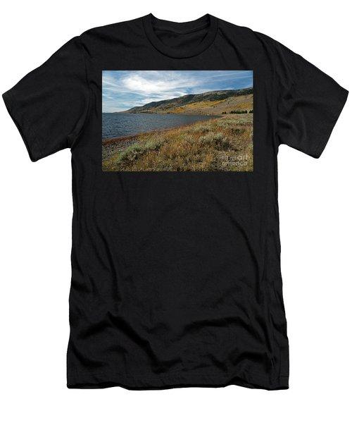 Fish Lake Ut Men's T-Shirt (Athletic Fit)