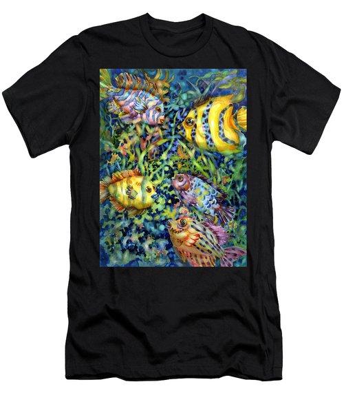 Fish Tales Iv Men's T-Shirt (Athletic Fit)