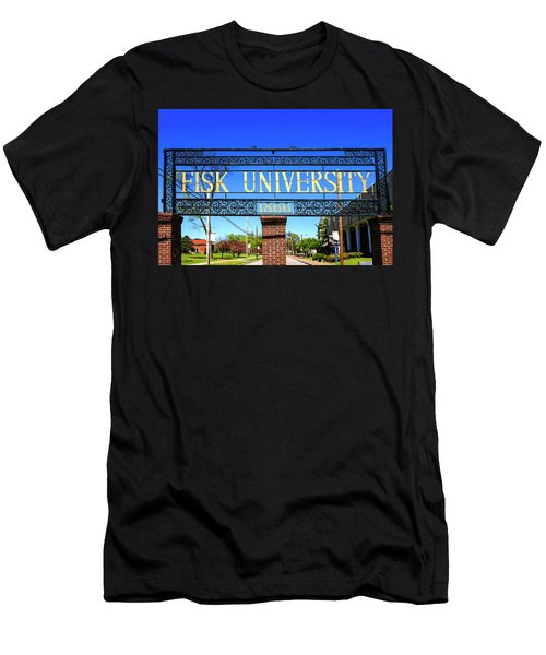 Fisk University Nashville Men's T-Shirt (Athletic Fit)