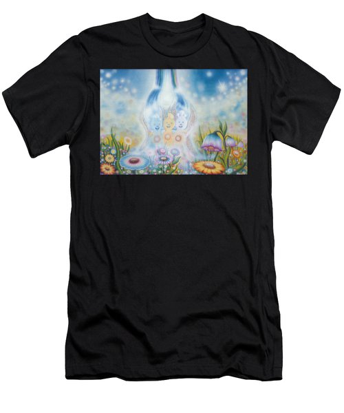 Flower Fairies Men's T-Shirt (Athletic Fit)