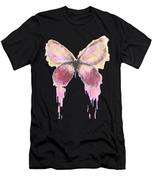 Flutterby  Men's T-Shirt (Athletic Fit)