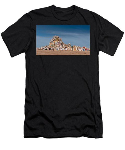 Fort Irwin Men's T-Shirt (Athletic Fit)
