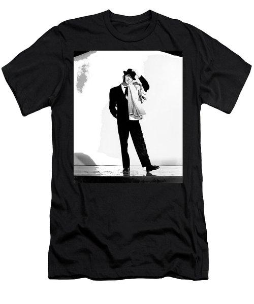 Frank Sinatra Pal Joey Set 1 1957-2015 Men's T-Shirt (Athletic Fit)