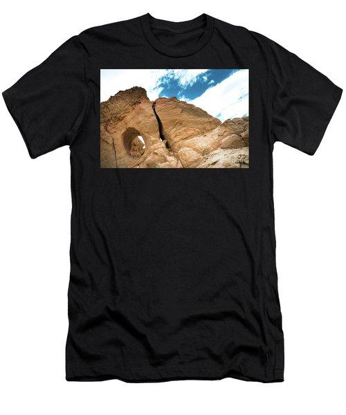 Garuda Valley Tibet Yantra.lv Men's T-Shirt (Athletic Fit)