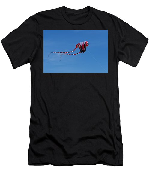 Go Fly A Kite Men's T-Shirt (Athletic Fit)