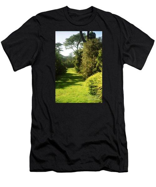 Golden Gate Park Plants Men's T-Shirt (Athletic Fit)