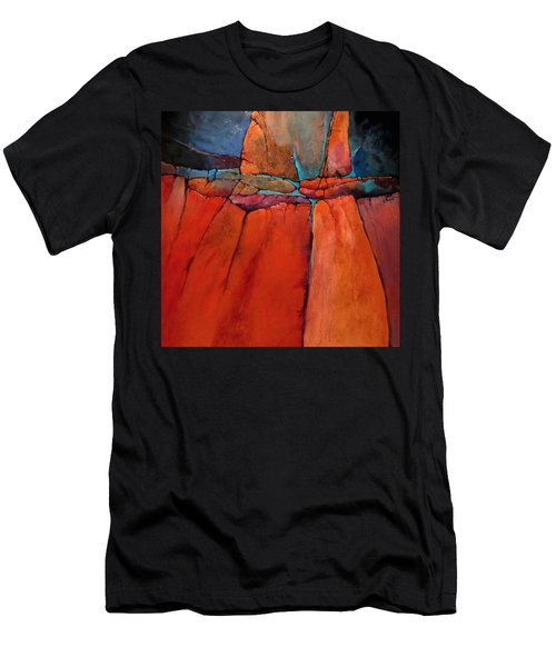 Grand Canyon 2 Men's T-Shirt (Athletic Fit)