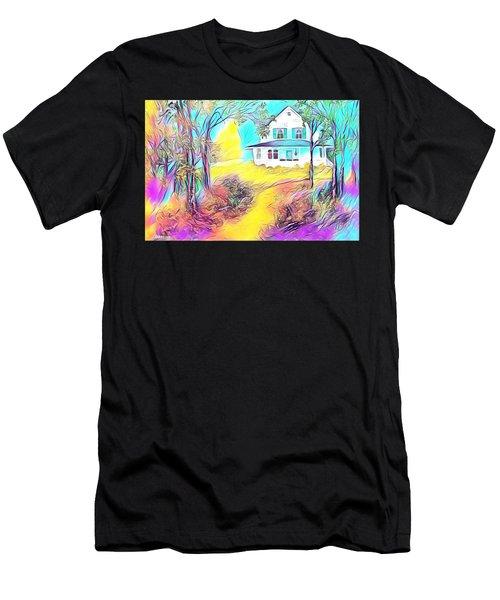 Grandma's House Men's T-Shirt (Athletic Fit)
